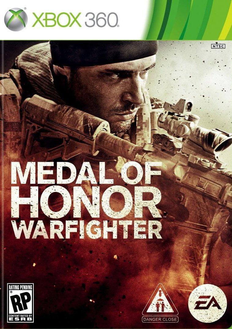 Medal Of Honor Warfighter (Region FREE) XBOX 360 ESPAÑO...