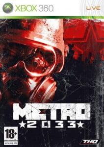 Cover Caratula Metro 2033 XBOX 360