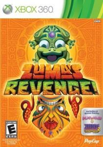 Cover Caratula Zuma Revenge XBOX 360