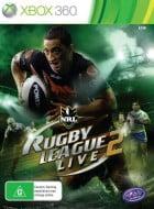 Rugby League Live 2 (Region PAL) XBOX 360 Descargar Full