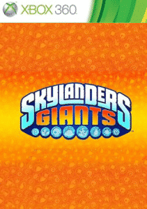 Covercaratula Skylanders Giants XBOX 360