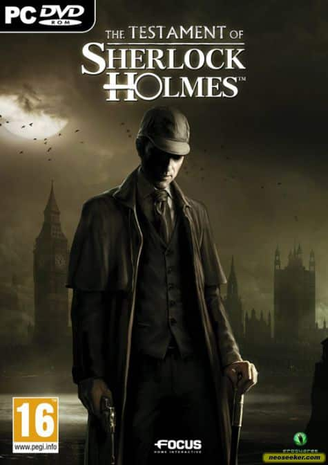 The Testament Of Sherlock Holmes (SKIDROW) PC ESPAÑOL Descargar Full