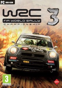 Cover Caratula WRC3 World Rally Championship 3 PC