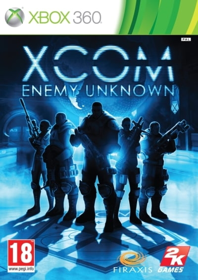 XCOM Enemy Unknown (Region FREE) XBOX 360 ESP...