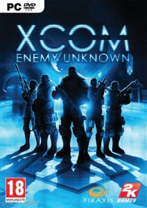 Cover Caratula XCOM Enemy Unknow PC