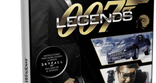 Cover Caratula James Bond 007 Legends PC