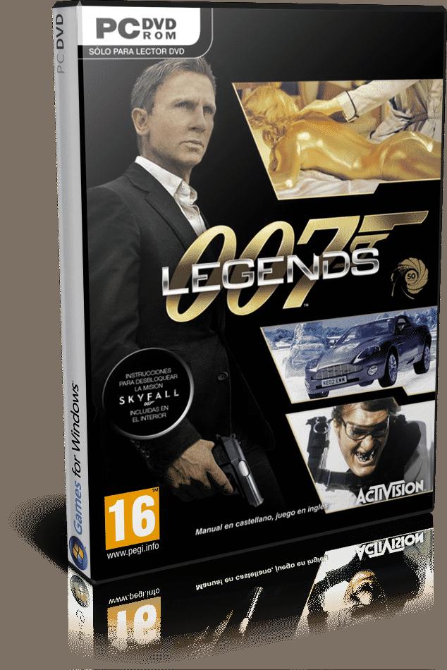 007 Legends (FAIRLIGHT) PC Descargar Full