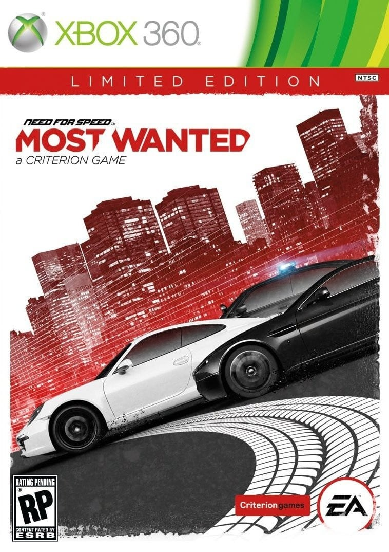 Need For Speed Most Wanted (Region FREE) XBOX 360 ESPAÑOL Descargar Full