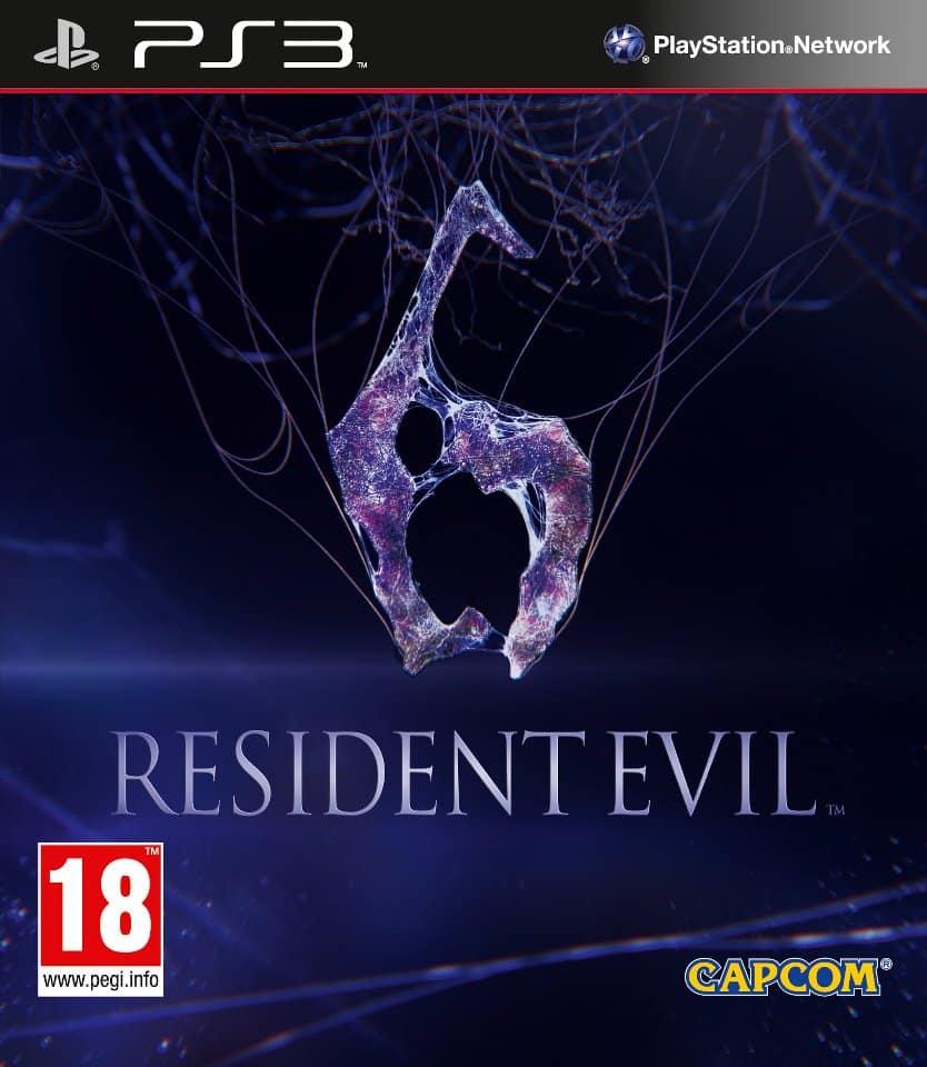Resident Evil 6 (FIX EBOOT 3.41/3.55) PS3 ESPAÑOL Desca...