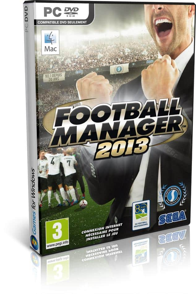 Football Manager 2013 (SKIDROW) PC ESPAÑOL Descargar Full