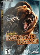 Cabela's Dangerous Hunts 2013 (SKIDROW) PC Descargar Full 2012