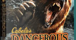 Cover Caratula Cabela's Dangerous Hunts 2013 PC