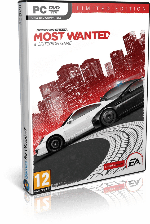 Need For Speed Most Wanted (POSTMORTEM) PC ES...