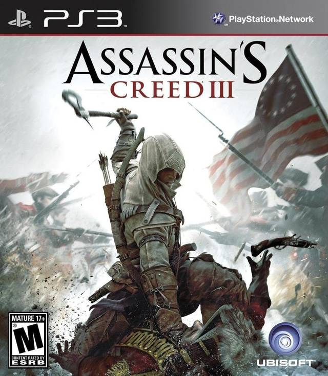 Assassin'S Creed III (FIX EBOOT 3.41/3.55) PS...