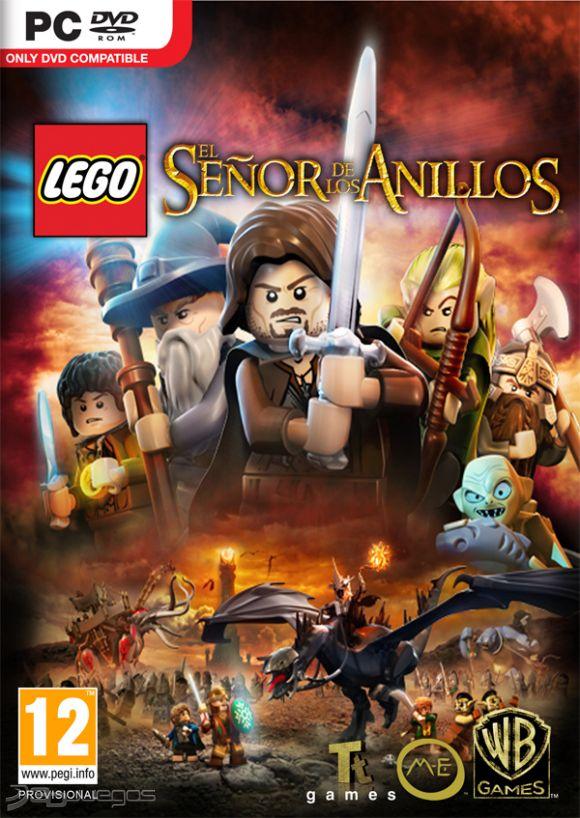 LEGO El Señor De Los Anillos (RELOADED) PC ES...