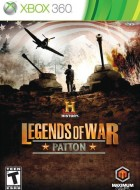 History Legends Of War Patton (Region NTSC) XBOX 360 ESPAÑOL Descargar Full