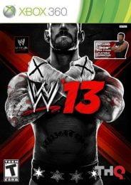 Cover Caratula WWE 13 XBOX 260