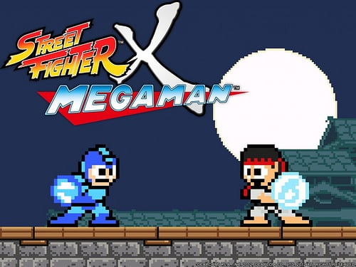 Street Fighter X Mega Man (2012) PC Descargar Full