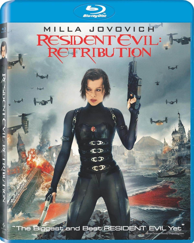 Resident Evil 5 La Venganza (2012) BRRip 720p HD Dual E...