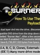 BurnerMAX Payload Tool v0.15 Graba Cualquier Backup Perfecta De XBOX 360 Sin Necesidad De Grabadoras Especiales