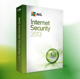 Cover Caratula AVG Internet Security 2013