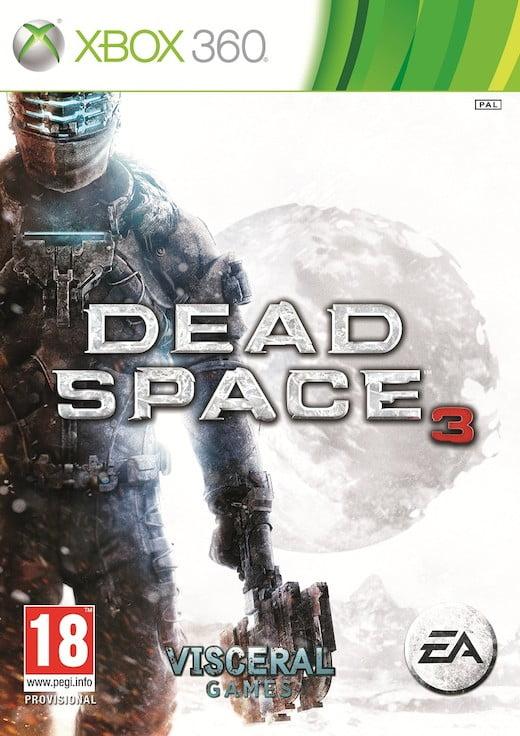 Cover Caratula Dead Space 3 XBOX 360
