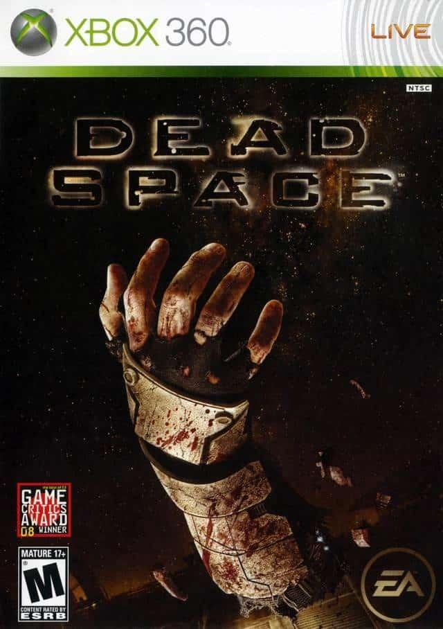 Cover Caratula Dead Space XBOX 360