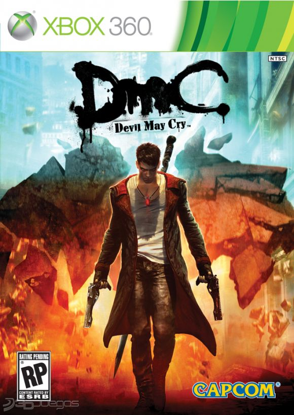 DMC Devil May Cry (Region FREE) XBOX 360 ESPAÑOL Descar...