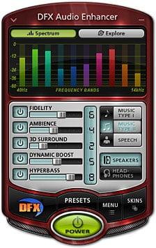 DFX Audio Enhancer v11.109 Mejora La Calidad ...