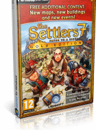 The Settlers 7 Paths To a Kingdom Deluxe Gold Edition (TiNYiSO) PC ESPAÑOL Descargar