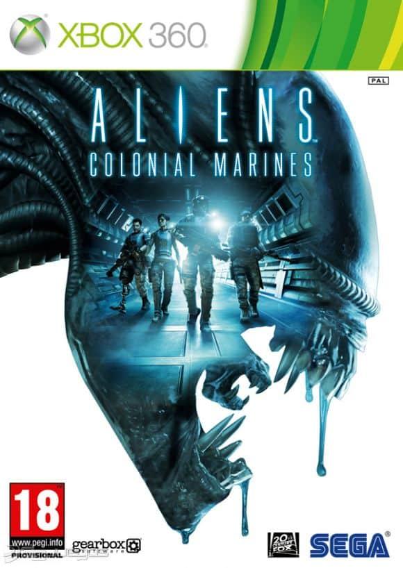 Aliens Colonial Marines (Region FREE) XBOX 36...