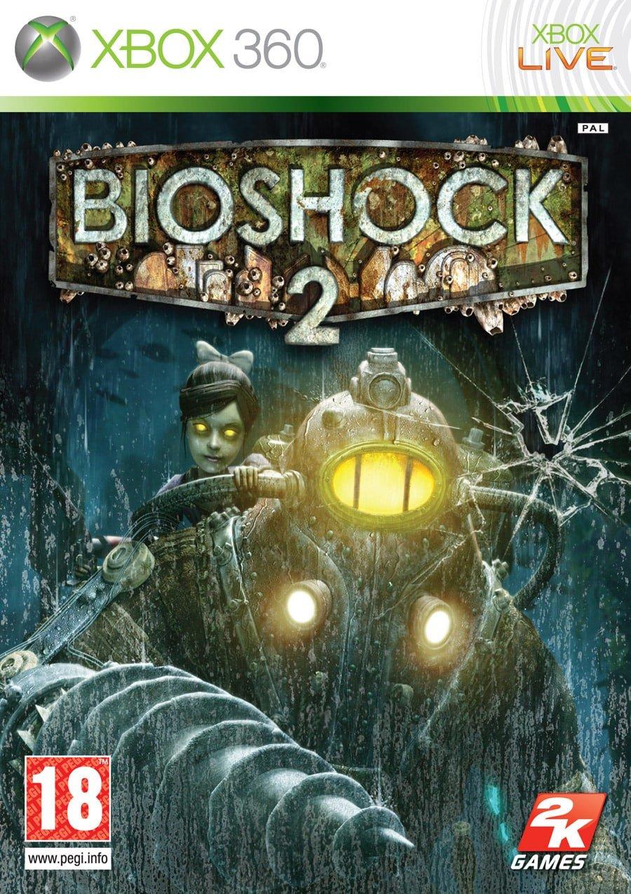 Cover Caratula Bioshock 2 XBOX 360