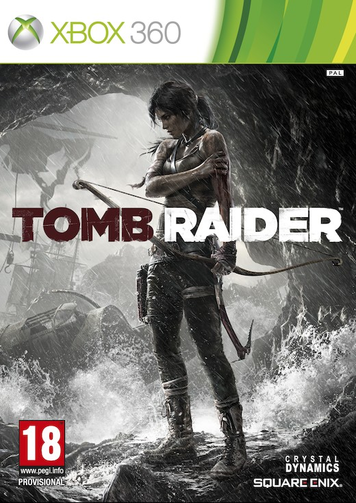Cover Caratula Tomb Raider XBOX 360