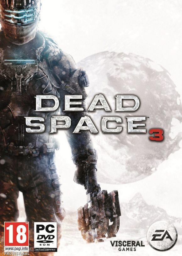 Cover Caratula Dead Space 3 PC