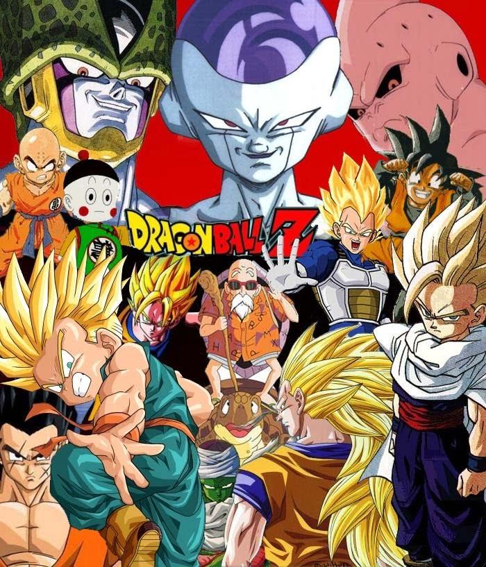 Cover Caratula Dragon Ball Z Serie Completa