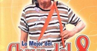 Cover Caratula Lo Mejor Del Chavo Del 8