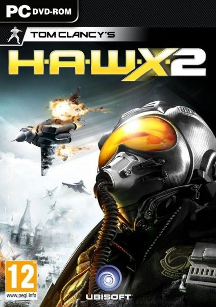 Cover Caratula Tom Clancy's Hawx 2 PC