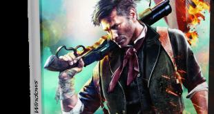 Cover Caratula BioShock Infinite PC