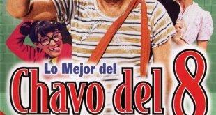 Cover Caratula Lo Mejor Del Chavo Del 8 DVD