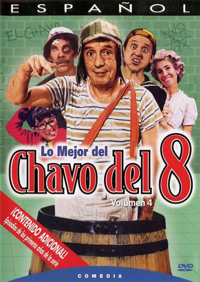 Lo Mejor Del Chavo Del 8 Colección Completa DVDR Full (...