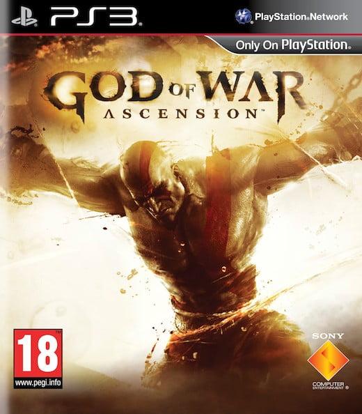 Cover Caratula God Of War Ascension PS3