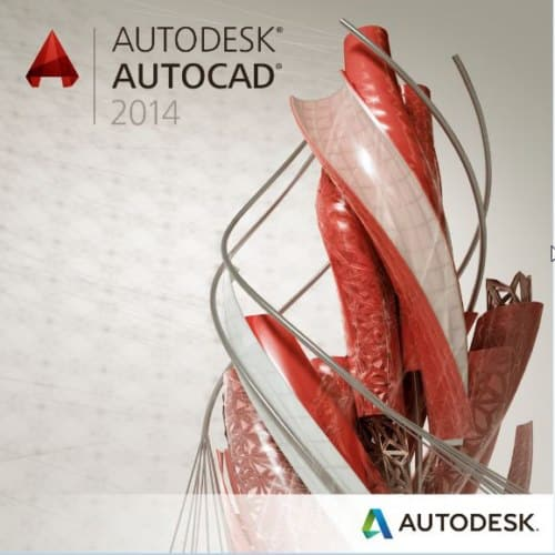 AutoCAD 2014 32 y 64 Bits PC Windows ESPAÑOL-INGLES Descargar Full