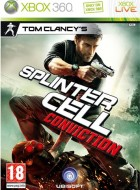 Tom Clancy's Splinter Cell Conviction (Region FREE) XBOX 360 ESPAÑOL Descargar