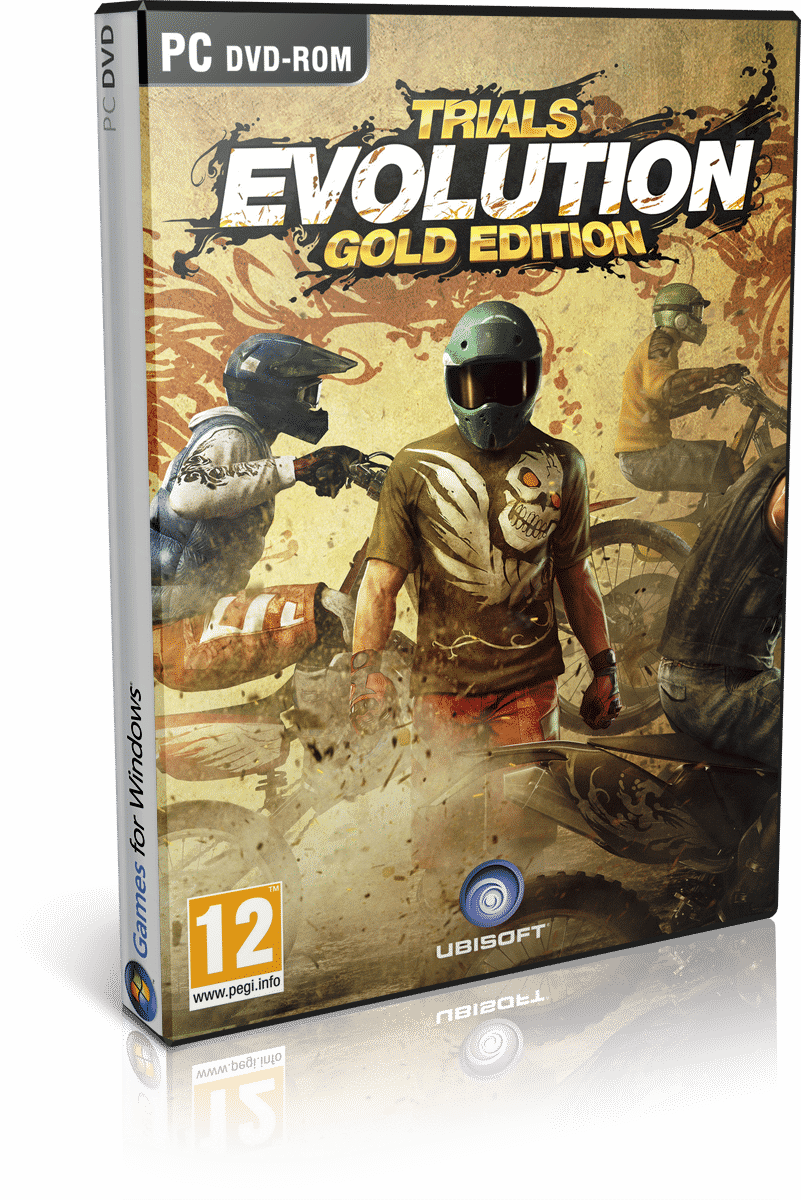 Trials Evolution Gold Edition (SKIDROW) PC ESPAÑOL Descargar Full