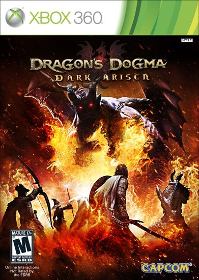 Dragon's Dogma Dark Arisen (Region FREE) XBOX 360 ESPAÑ...