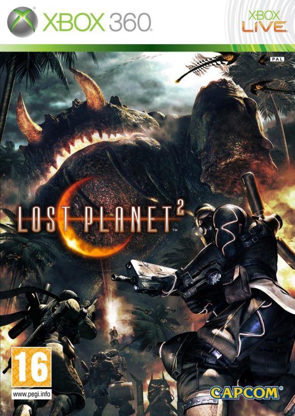 Lost Planet 2 (Region FREE) XBOX 360 ESPAÑOL Descargar