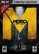 Metro Last Light (RELOADED) PC ESPAÑOL Descargar
