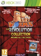 Worms Revolution Collection (Region PAL) XBOX 360 Descargar Full