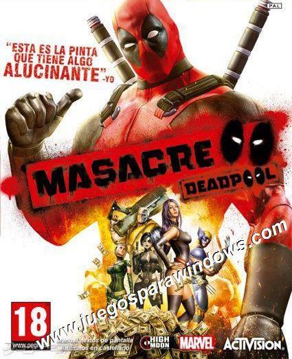 Masacre Deadpool PC ESPAÑOL Descargar