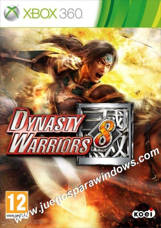 Dynasty Warriors 8 XBOX 360 Descargar (Region...